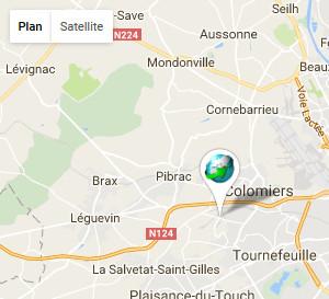 Webproconseil Comment Creer Et Integrer Une Carte Interactive Google Maps Sur Votre Page De Contact